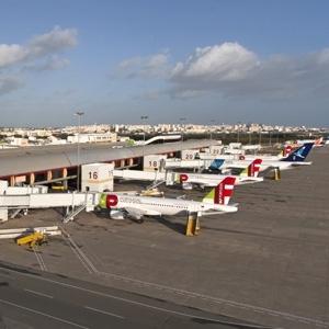 Aéroport de Faro, Portugal
