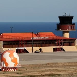 Aéroport de Porto Santo