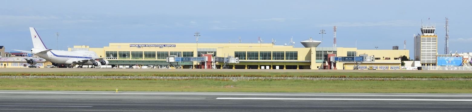 Aéroport Phnom Penh