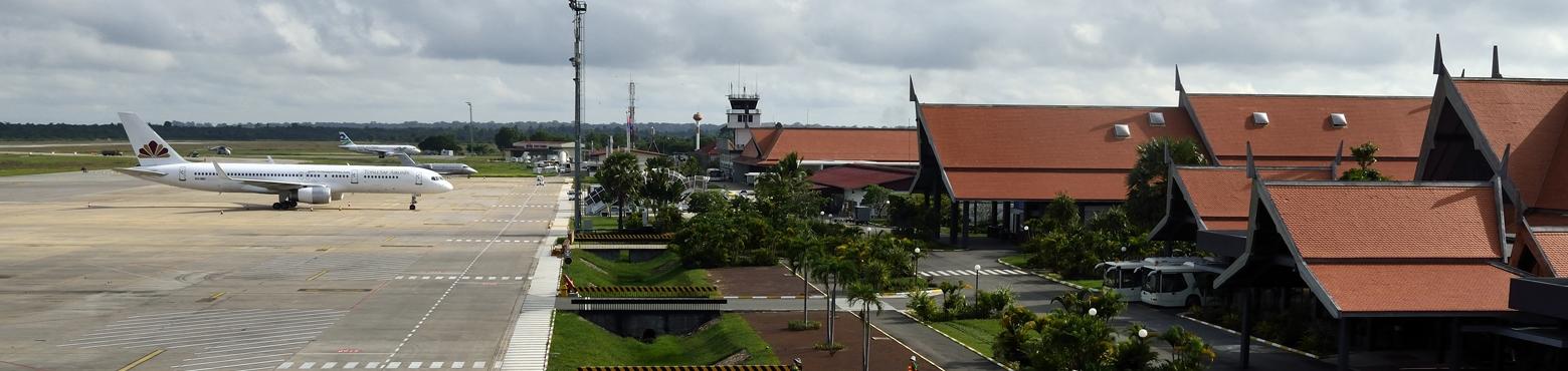 Aéroport Siem Reap