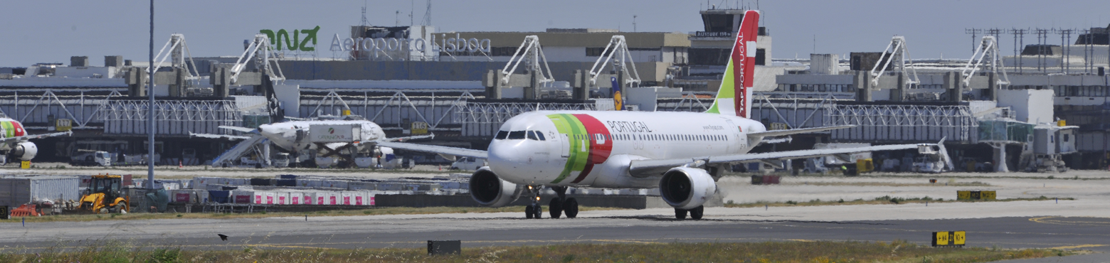 Lisbonne Airport, Portugal