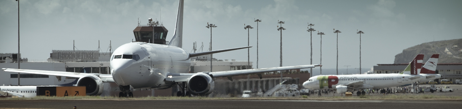 Aéroport de Madère, Portugal