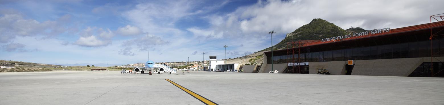 Porto Santo airport, Portugal