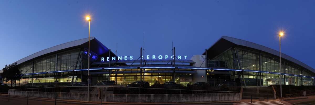 record for traffic at rennes airport in august vinci airports. Black Bedroom Furniture Sets. Home Design Ideas