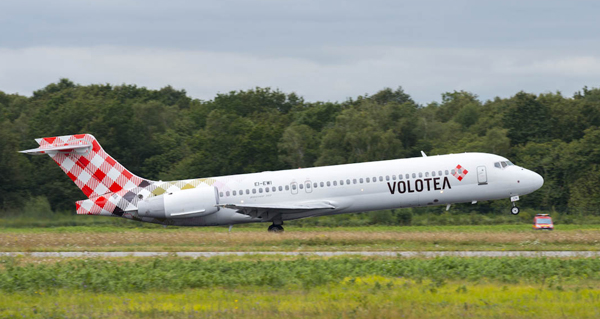 Airline Volotea (Volotea). Official sayt.2