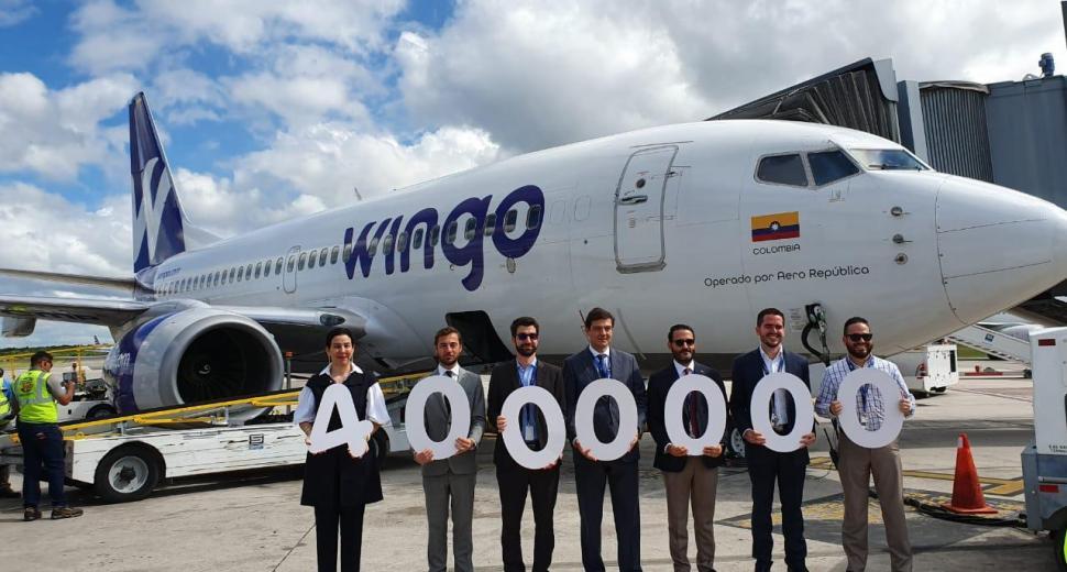 4M de passagers acceuillis à l'aéroport Las Américas