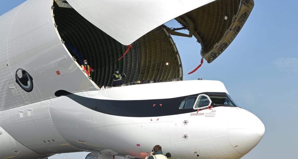 Airbus SAS 2020 – F. Renaudet