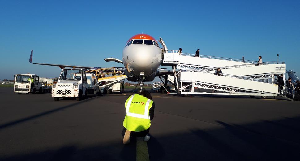 Aéroport Rennes Bretagne